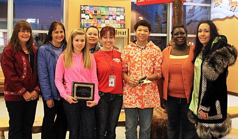 Alaska Association of Secondary School Principals.